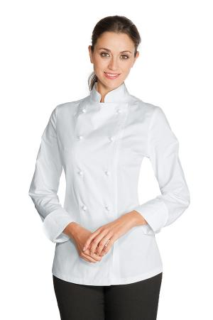 057509 giacca chef lady satin
